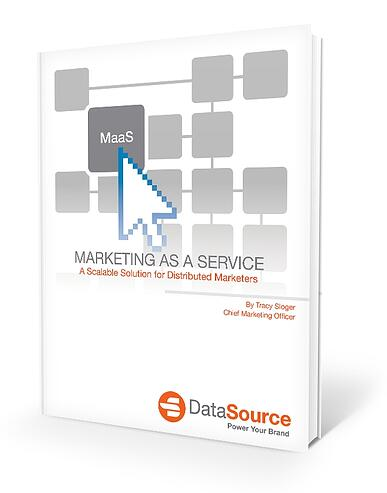 Local Marketing Execution with MaaS