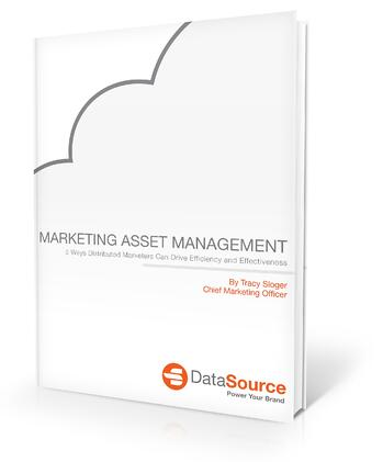 Marketing Asset Management for Distributed Marketers