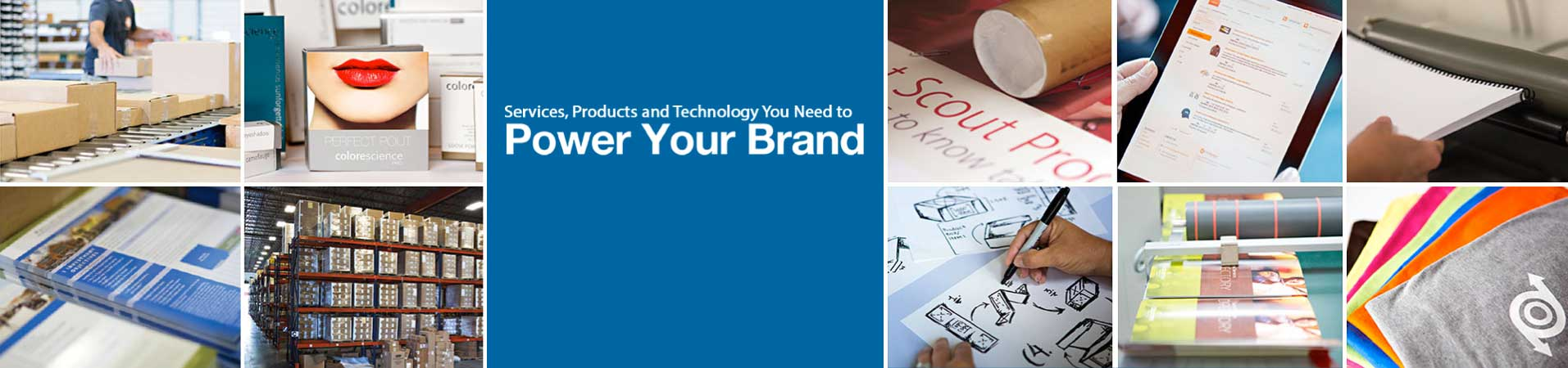 The Services, Products and Technology to Power Your Brand.  DataSource.