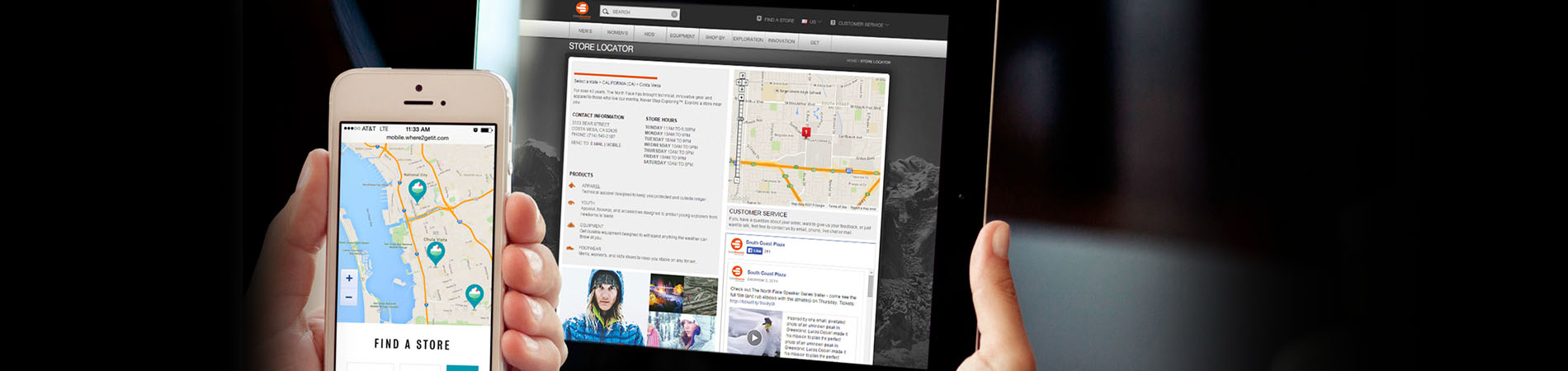 Local Presence Management for National Brands with Multiple Locations by DataSource